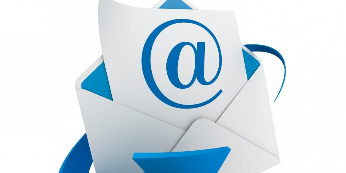 Nieuwsbrieven en updates per post en mail